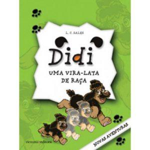 Didi – Uma Vira-lata de Raça (Novas Aventuras) de Luiz Carlos Sales