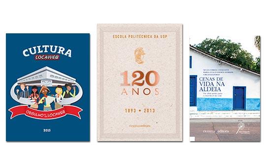 Publicação de livros institucionais - Riemma Editora