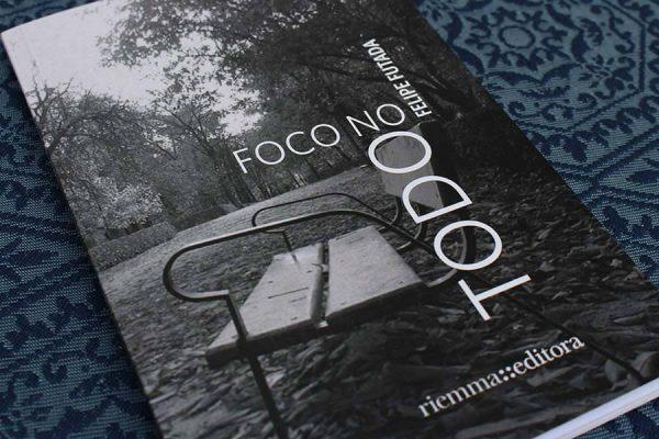 Lançamento do Livro 'Foco no Todo' de Felipe Futada