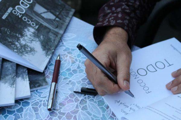 Fotos do lançamento do livro 'Foco no Todo' de Felipe Futada
