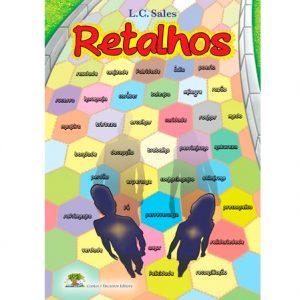 Retalhos - Livro de Luiz Carlos Sales