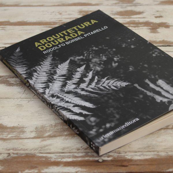 Foto da capa do livro Arquitetura Dourada