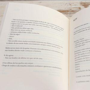 Miolo do livro Arquitetura Dourada